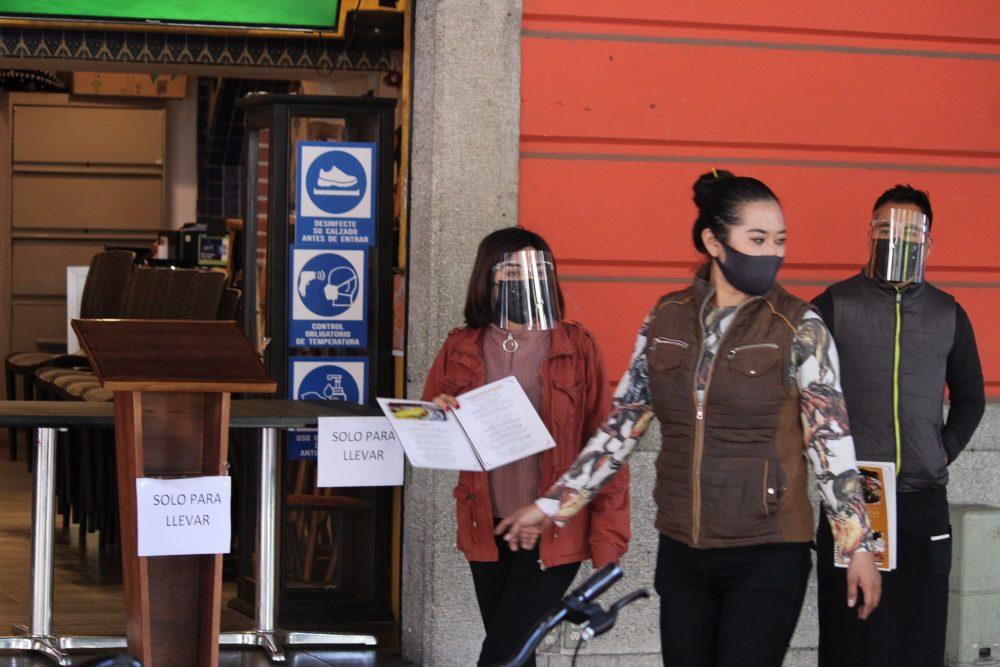Reabre el jueves todo negocio en Puebla sin restricción de aforo