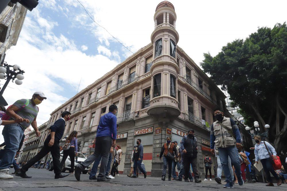 Puebla capital se mantiene en semáforo naranja