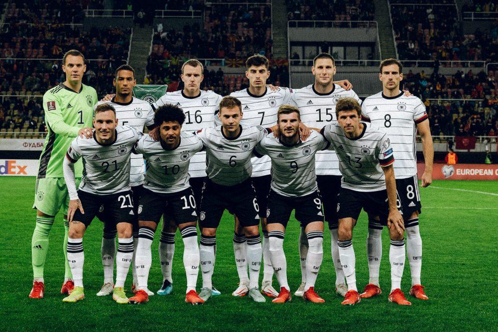 La selección de fútbol de Alemania se convirtió en el primer calificado al  mundial de Qatar 2022