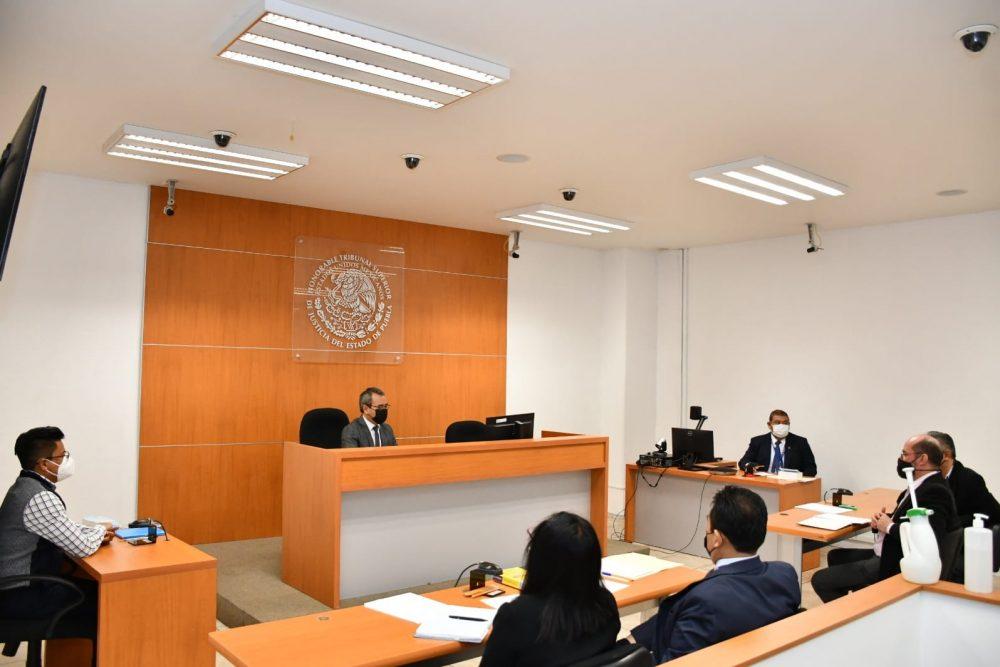 Iniciará Poder Judicial implementación de juicios orales en materia familiar en Puebla