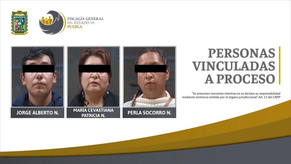 Por falsificar oficio de liberación de vehículo, tres personas vinculadas a proceso