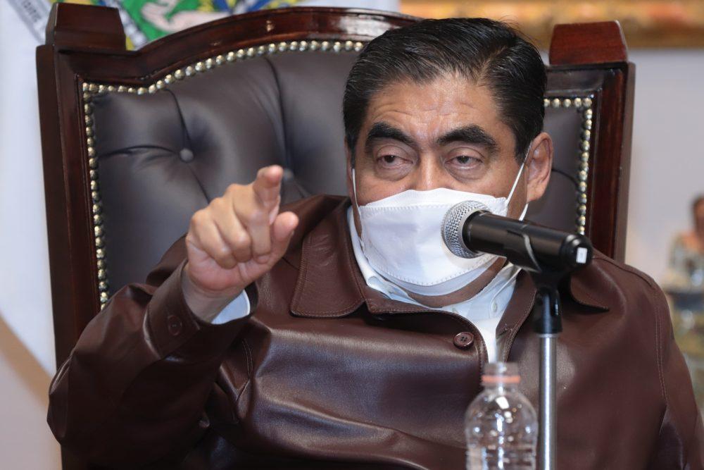 Garantiza Barbosa Huerta desarrollo pacífico de tomas de protesta de ediles electos