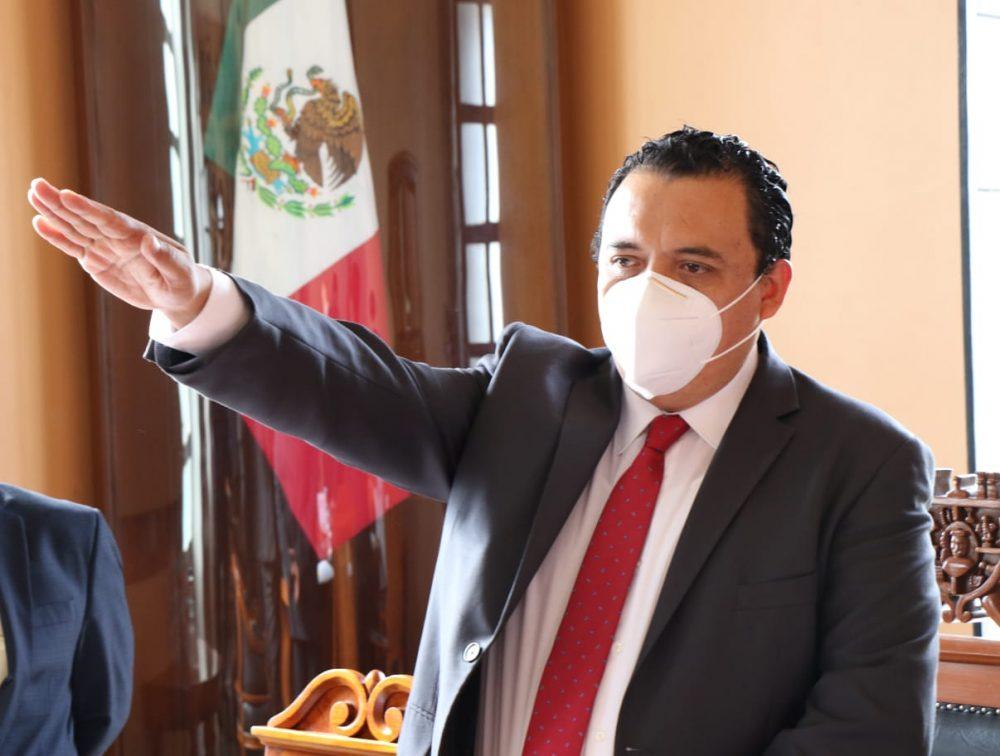 Litigios perdidos, basura y enormes deudas, el legado que deja Andrés Artemio Caballero en Tehuacán