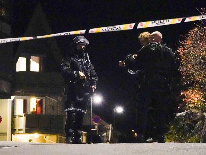 Sujeto asesina a varias personas en Noruega; realizó ataque con arco y flecha